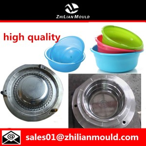 Plastic basin molds