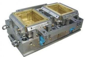 Multi-cavity Crate Mould