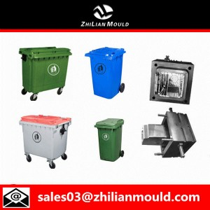 China Dustbin mould maker