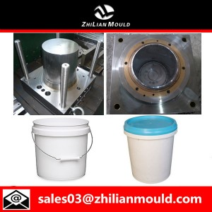 20 litre plastic paint bucket mould