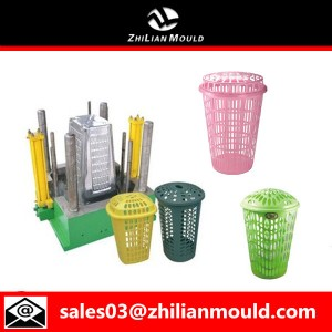 Plastic laundry basket mould maker