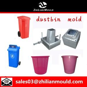 Industrial dustbin mould