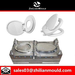 Toilet cover mould Manufacturer Zhilian mould