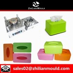 tissue box mould