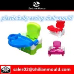 baby eating chair mould