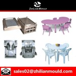 chair and table mould