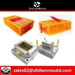 chicken crate mould