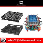 double face pallet mould