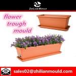 flower trough mould