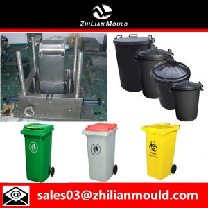 Trash bin mould and it's regular maintenance