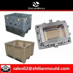 logistic crate mould