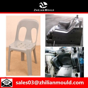 Plastic chair mould company zhilian mould