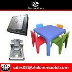 plastic table and chair mould