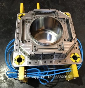 plastic paint bucket mould supplier from China