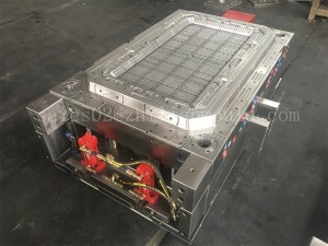 plastic injection box and basket mould for Oyster farming
