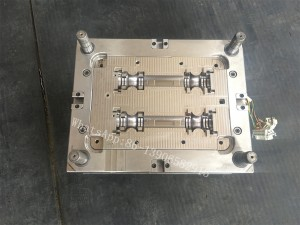 connector parts for Oysters box mould