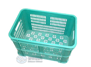 vegetable crate mould